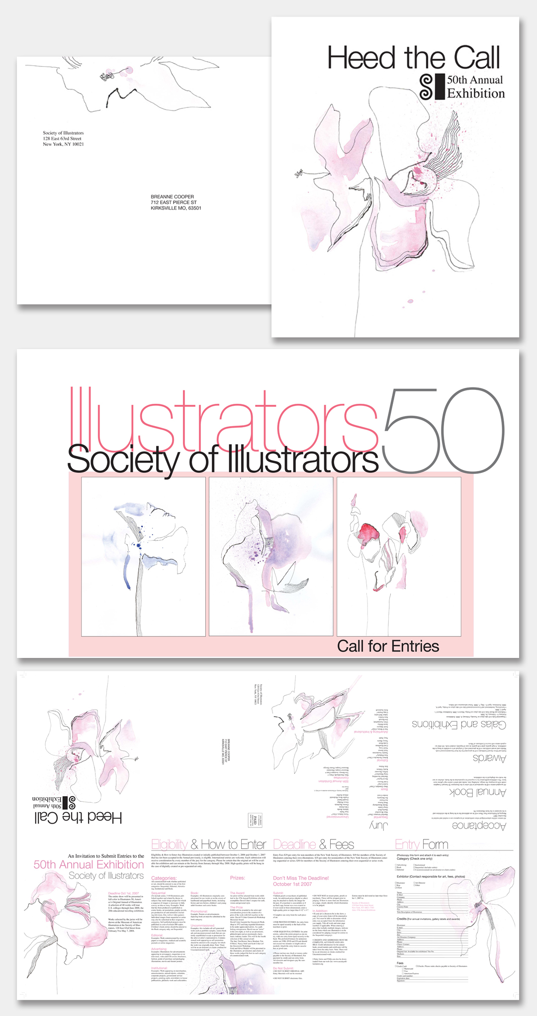 society-illustrators-mailer
